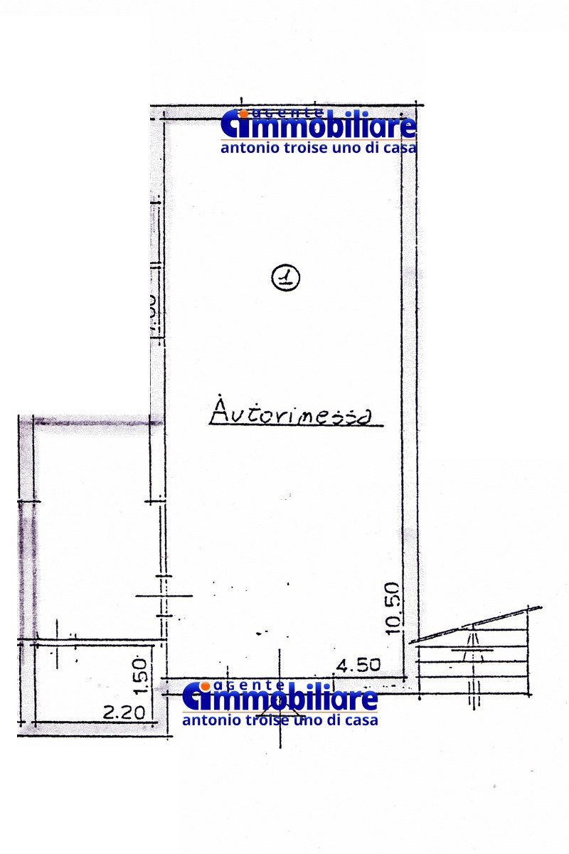 Pistoia nuova vendita casa indipendente in bifamiliare for Garage con soffitta