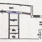 pistoia 5 km bilocale recente costruzione p.auto terrazza 10