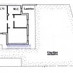 agliana vendesi casa con giardino e garage 14