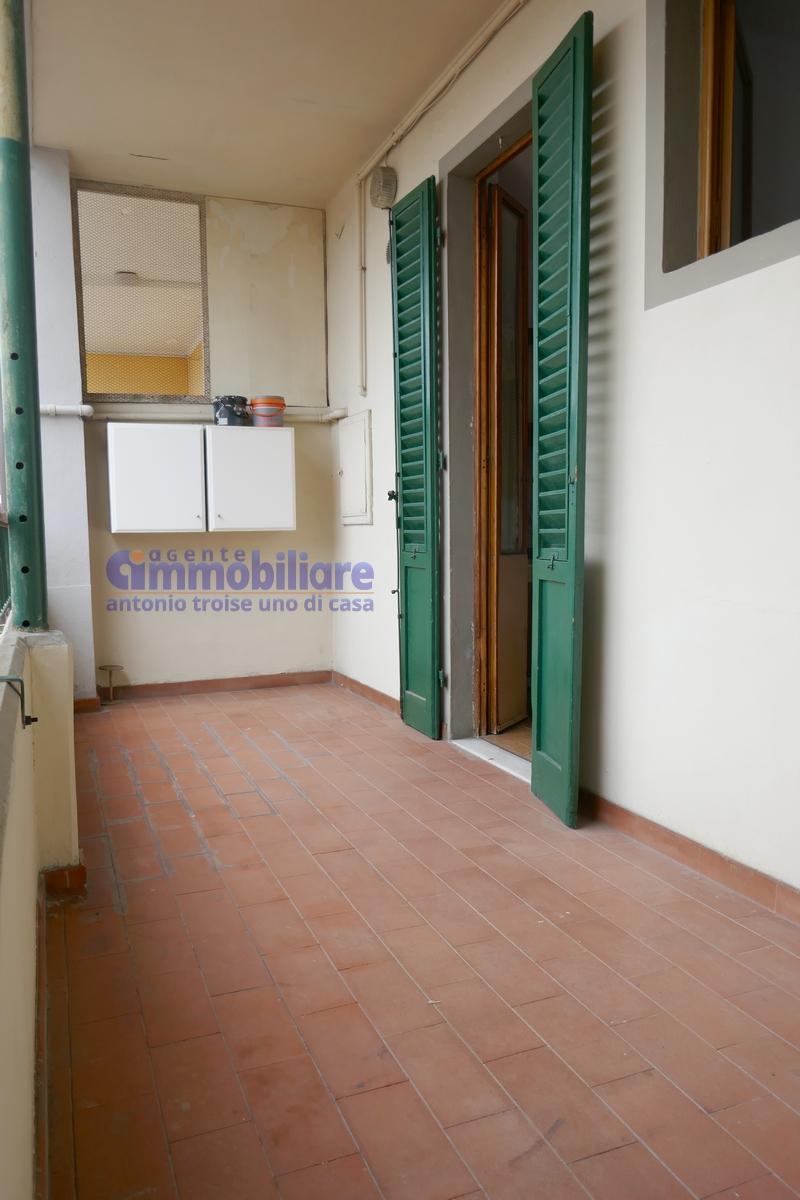 vendesi appartamento con garage mansarda terrazza abitabile pistoia centro 14