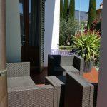 vendesi montale appartamento in bifamiliare con giardino 14