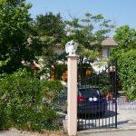 vendesi villa libera 4 lati giardino terrazza portico pistoia momigno 20