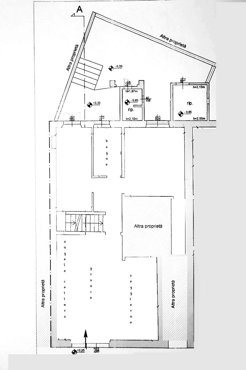 vendesi appartamento piano terra resede ristrutturato 26