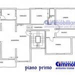pistoia 2 appartamenti in villa libera 4 lati