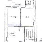 pistoia appartamento con magazzino in vendita 21