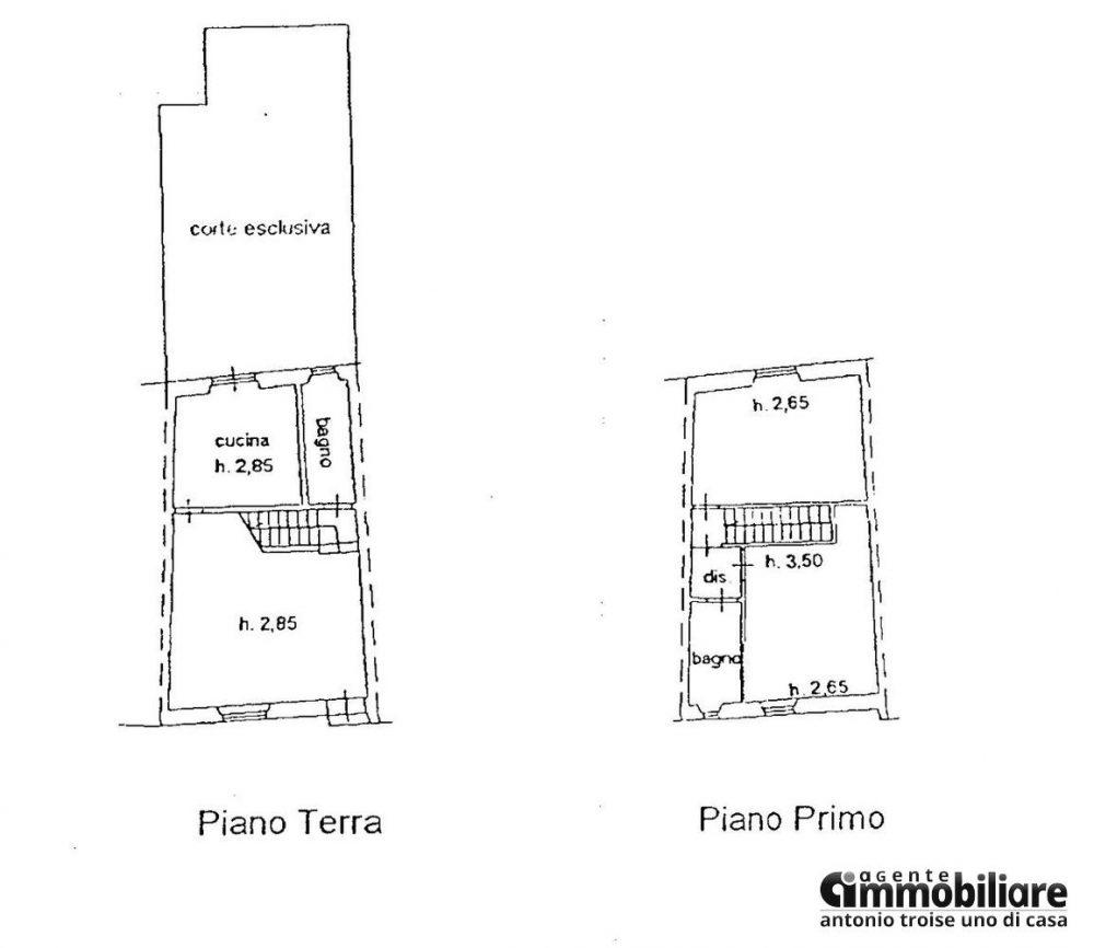 vendita casa colonica con giardino 23