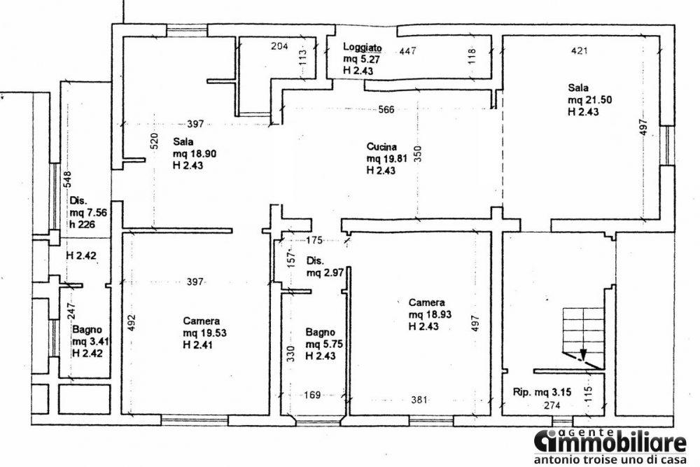 vendesi villa bifamiliare 2 appartamenti 28