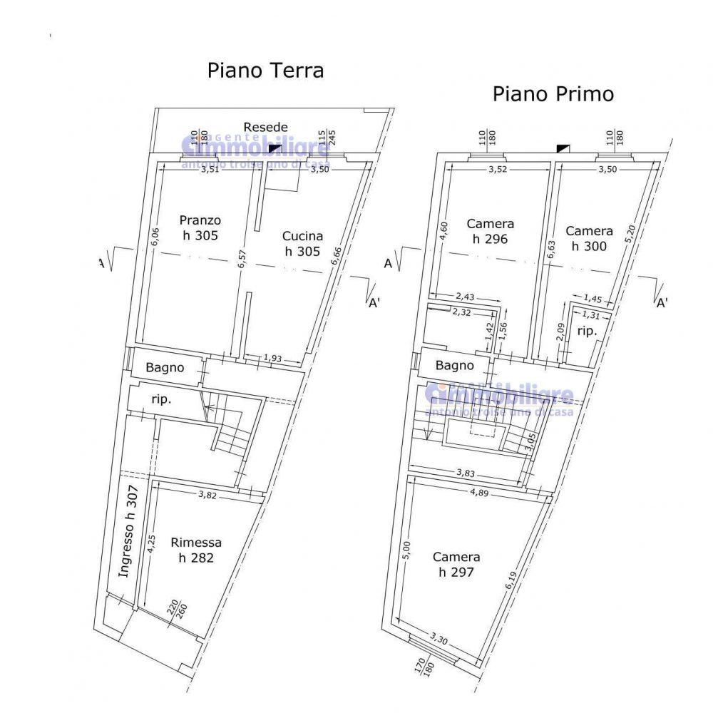 pistoia casa indipendente da terratett oristrutturata 17