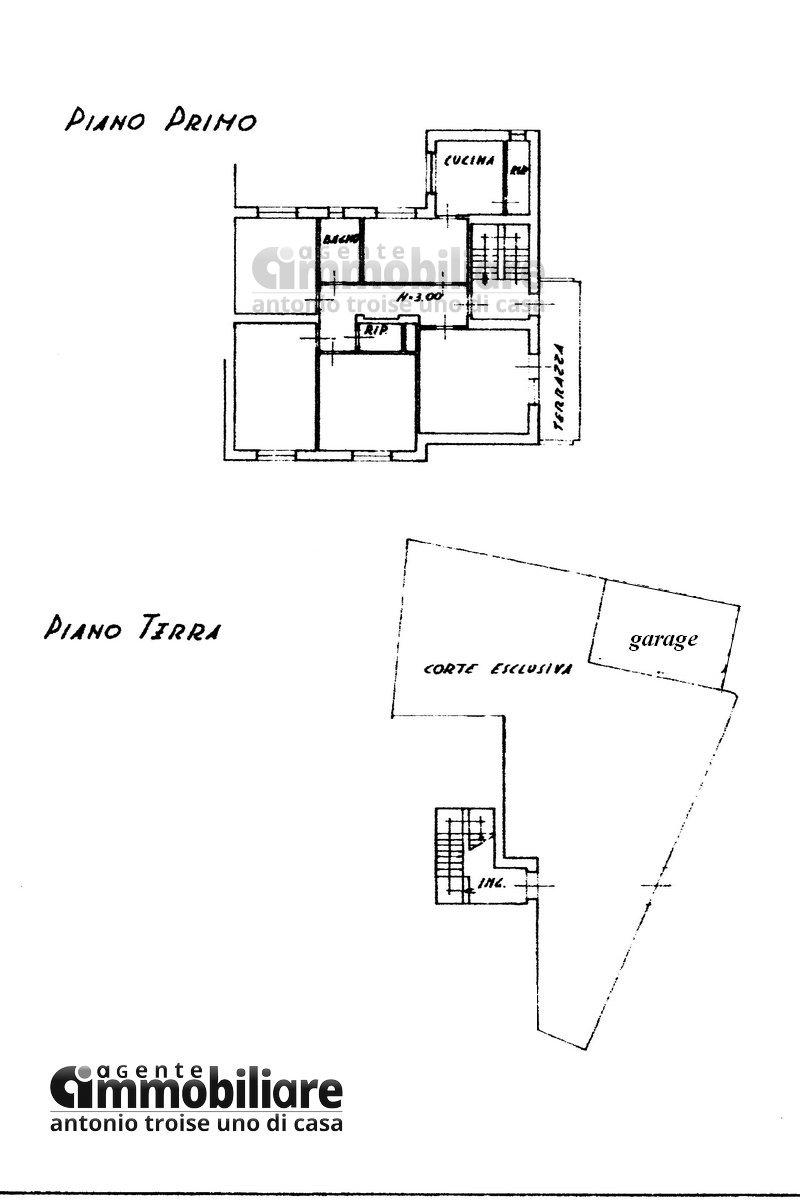pistoia vendesi casa indipendente con giardino 15