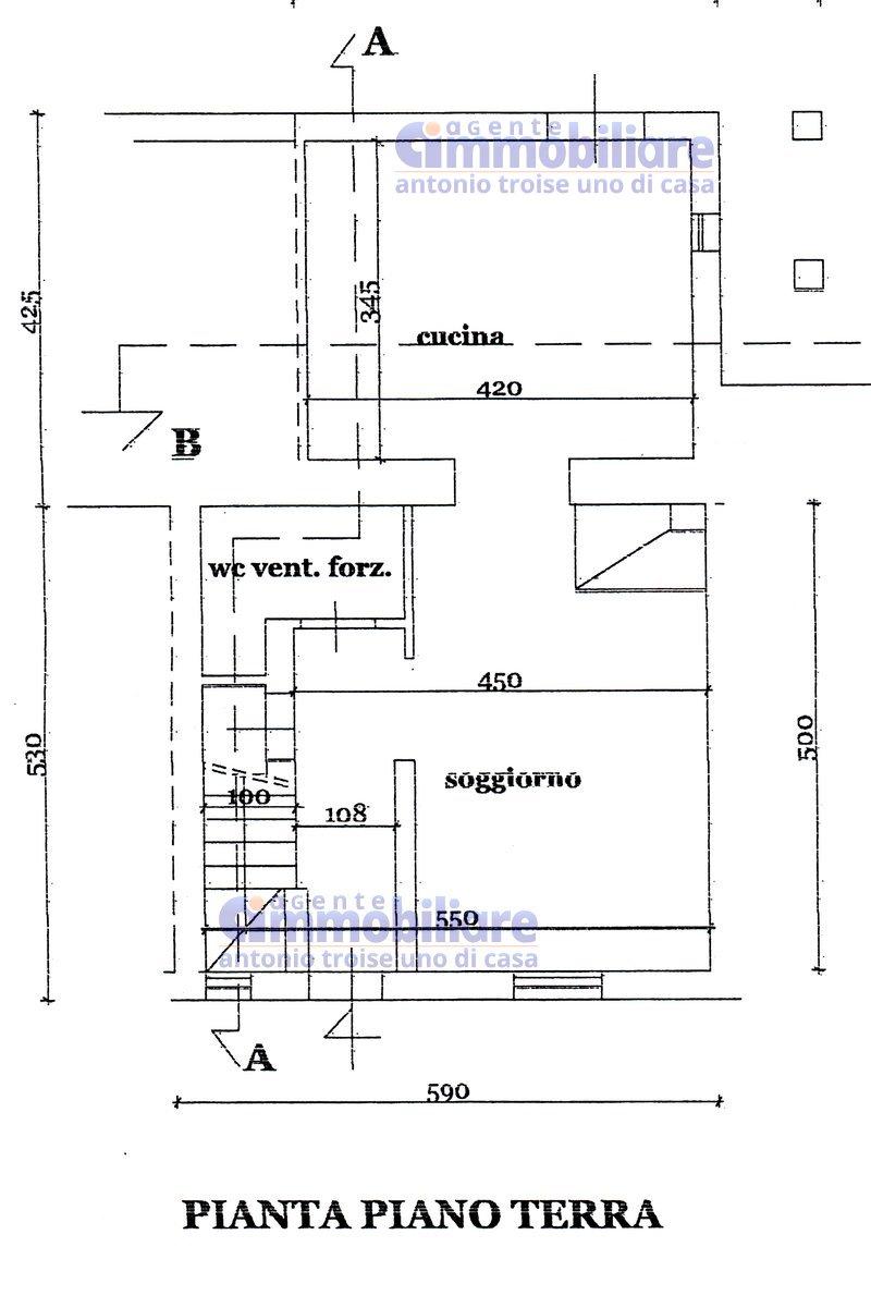 casalguidi cantagrillo vendesi terratetto 20