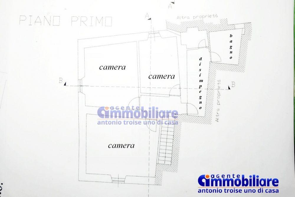 pistoia est vendesi ampio terratetto no giardino 20